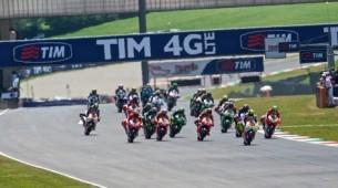 Гонка MotoGP Гран-При Италии 2014