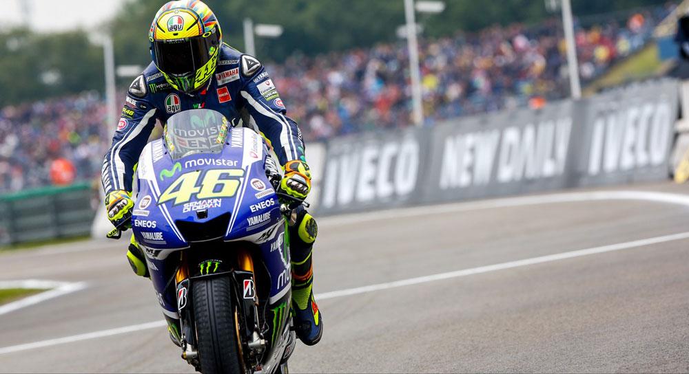 Валентино Росси, Movistar Yamaha MotoGP, 2014