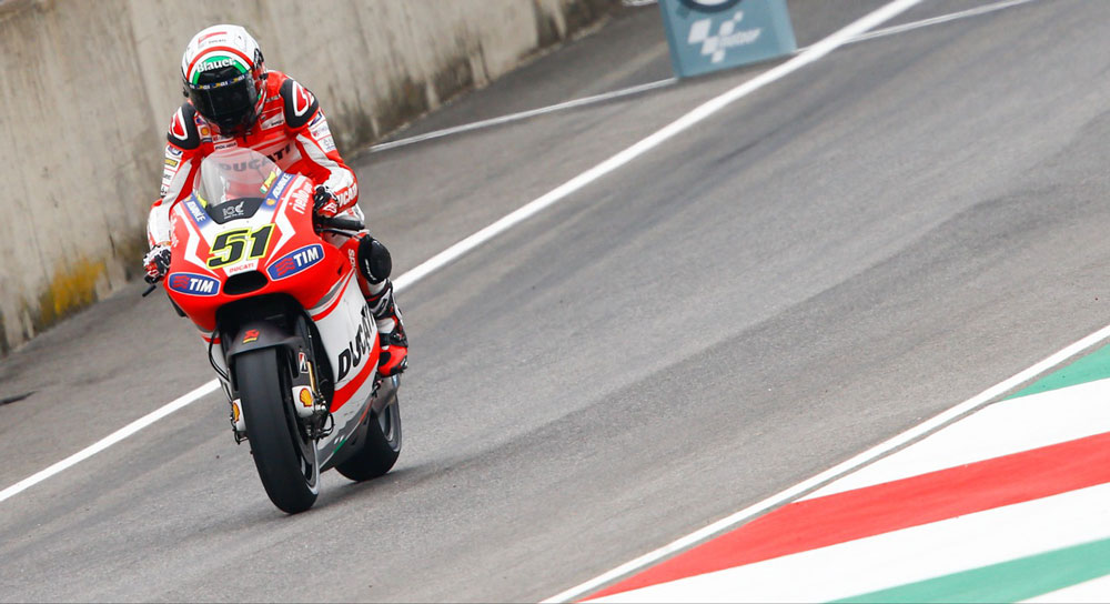 Микеле Пирро, Ducati Team MotoGP 2014