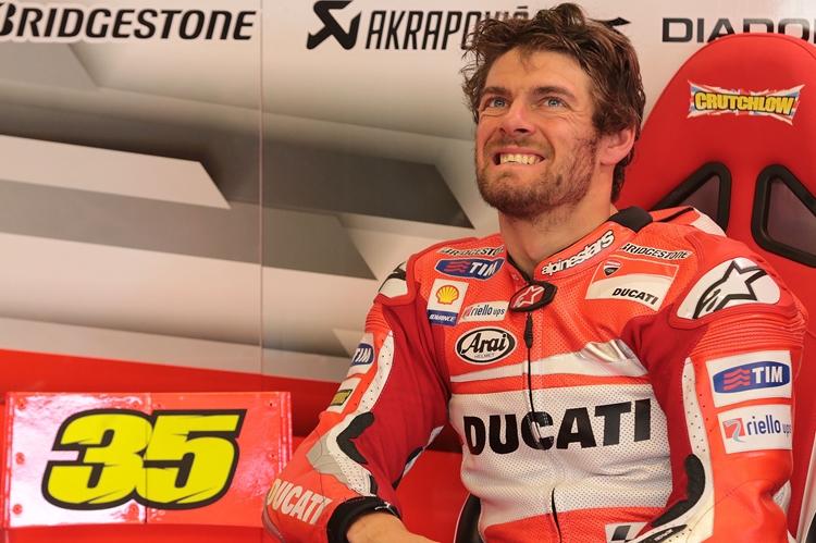 Кэл Кратчлоу, Ducati Team