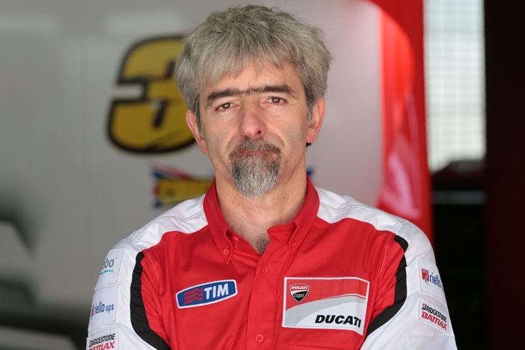 Луиджи Даллинья, Ducati Team MotoGP