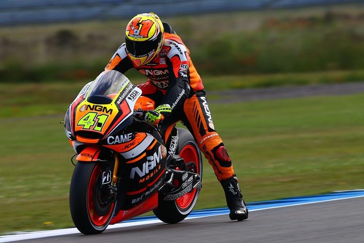 Алекс Эспаргаро, MotoGP 2014