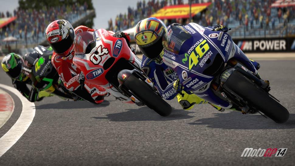 Скриншот Moto GP 14