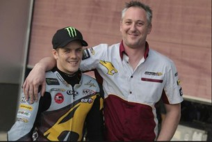 Мика Каллио и Майкл Бартолеми, Marc VDS Racing