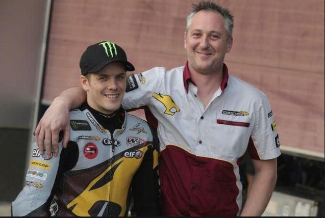 Мика Каллио и Майкл Бартолеми, Marc VDS Racing