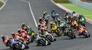 Гонка MotoGP Гран-При Каталонии 2014