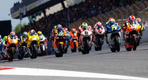 Гонка Moto2 Гран-При Каталонии 2014