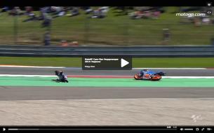 MotoGP Гран-При Нидерландов 2014: Падения