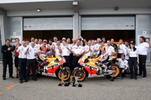 Команда Honda подписала новое соглашение с Repsol