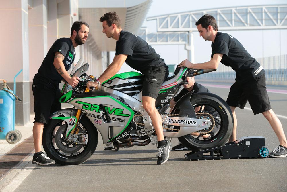 Aspar продолжит свое сотрудничество с Honda в 2015 году