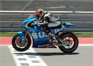 Кевин Шванц, Suzuki