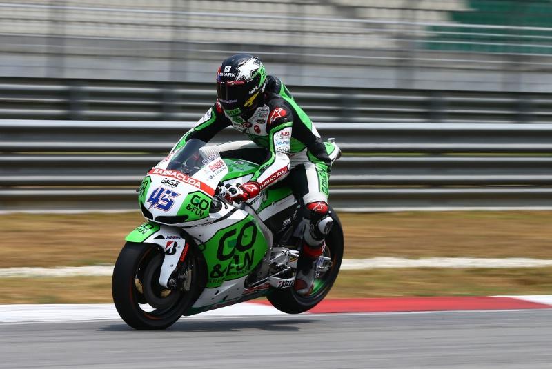 Скотт Реддинг, Honda Gresini