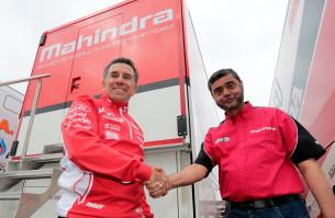Хорхе Мартинес заключил сделку с Mahindra Racing