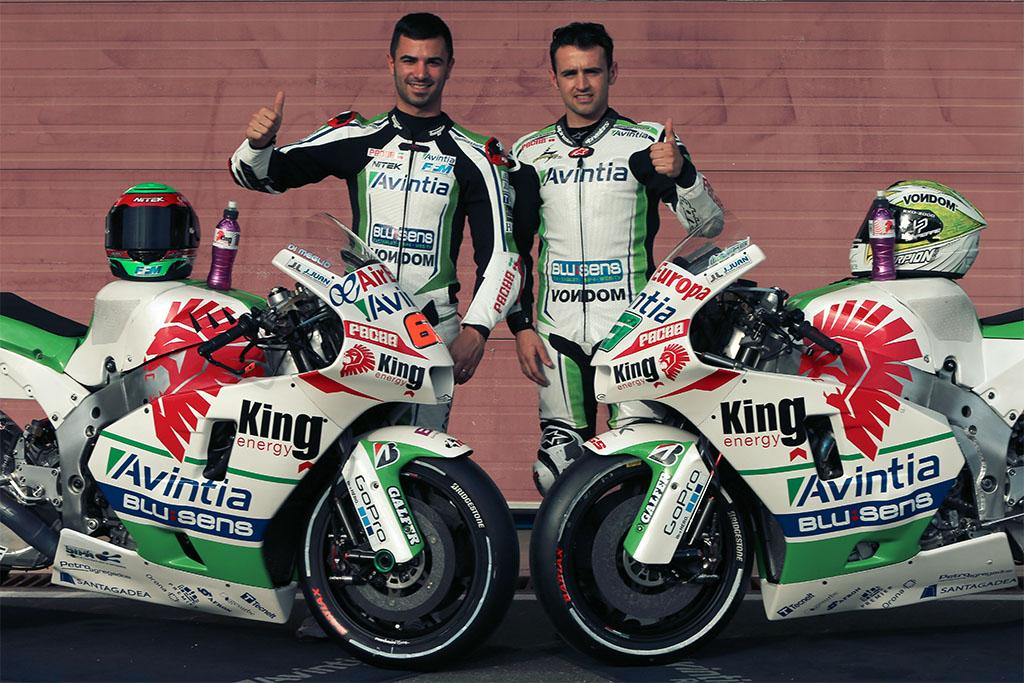 Avintia Racing, 2014