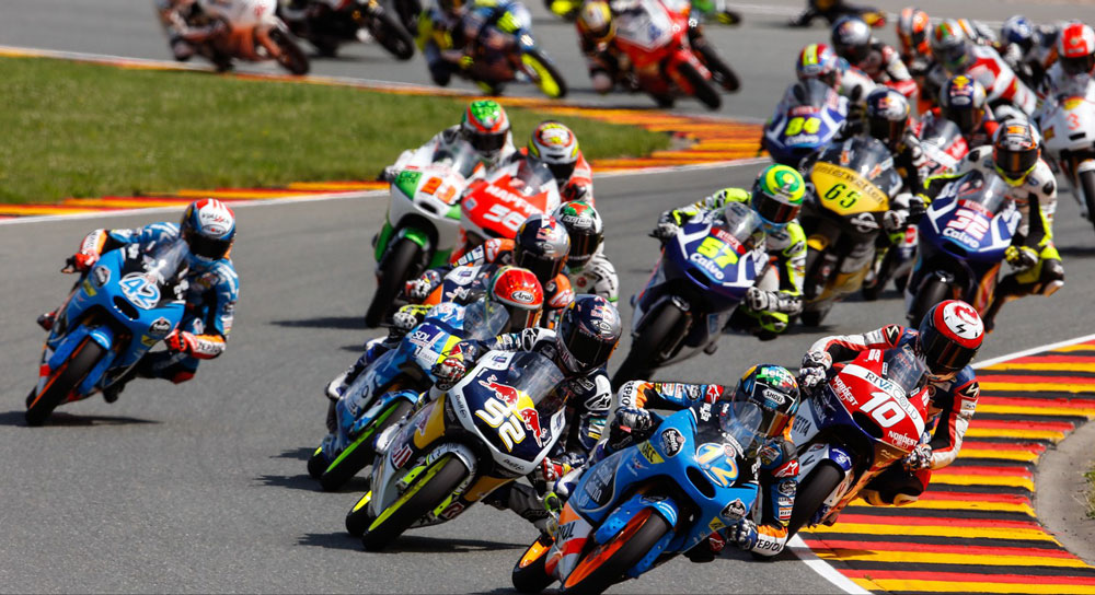Гонка Moto3 Гран-При Германии 2014