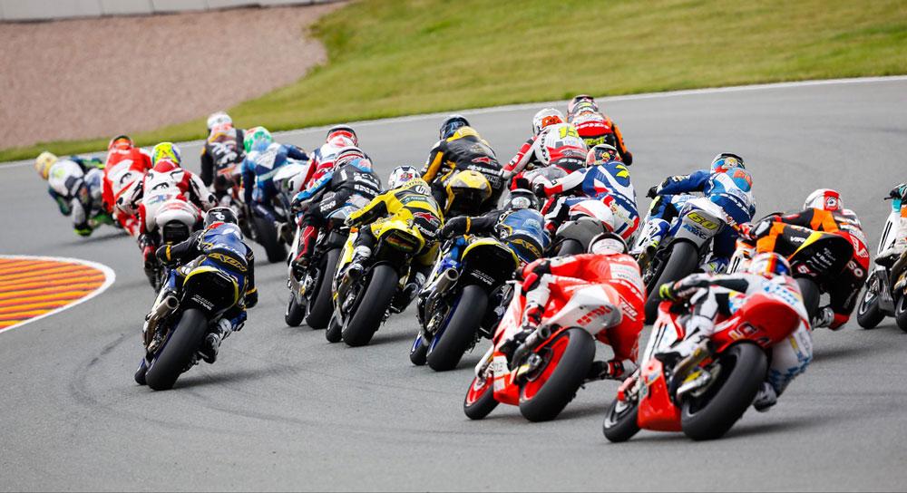 Гонка Moto2 Гран-При Германии 2014