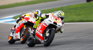 Дани Педроса и Андреа Ианноне, MotoGP 2014