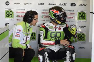 Скотт Реддинг, GO&FUN Honda Gresini, MotoGP 2014