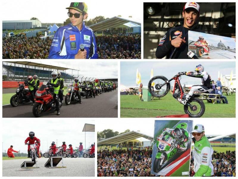 День Чемпионов собрал почти 200 000 фунтов для фонда Riders for Health