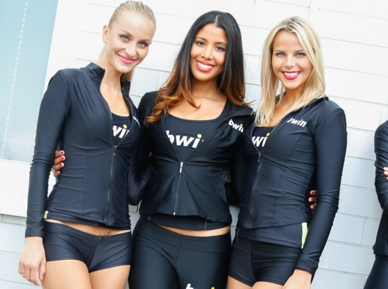 MotoGP Гран-При Чехии 2014: Девушки паддока