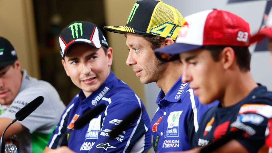 Хорхе Лоренсо подписал новый контракт с Movistar Yamaha MotoGP
