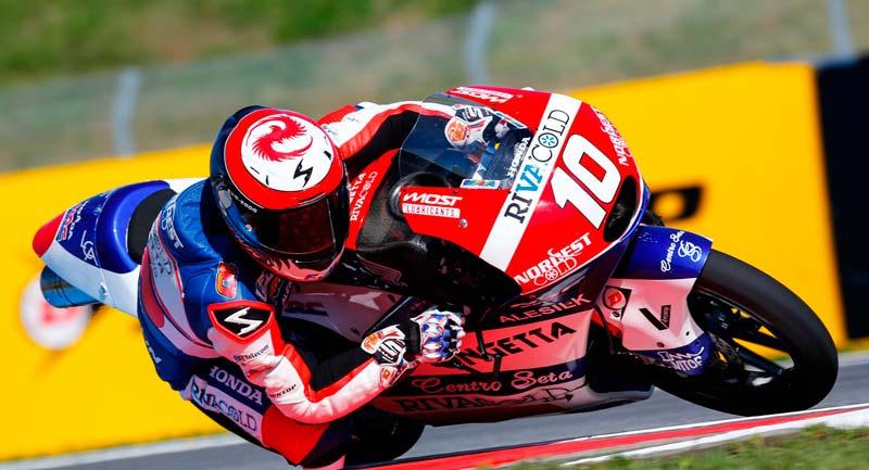 Алексис Масбоу, Moto3 2014