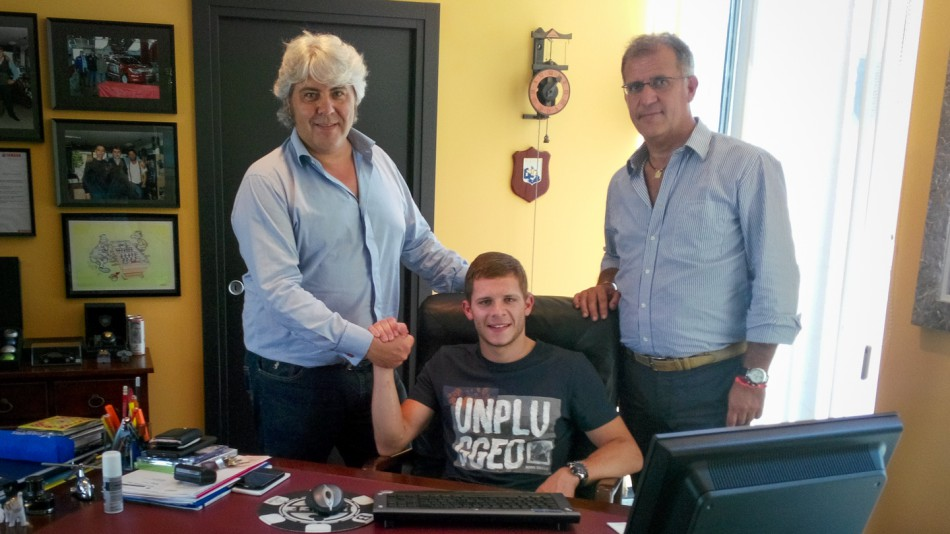 Штефан Брадль подписал соглашение с NGM Forward Racing