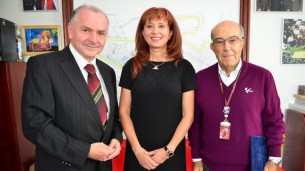 Кармело Эспелета, Гран-При Чехии, продление
