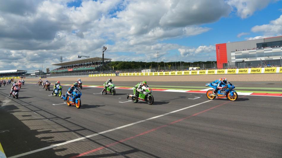 Гонка Moto3 Гран-При Великобритании 2014