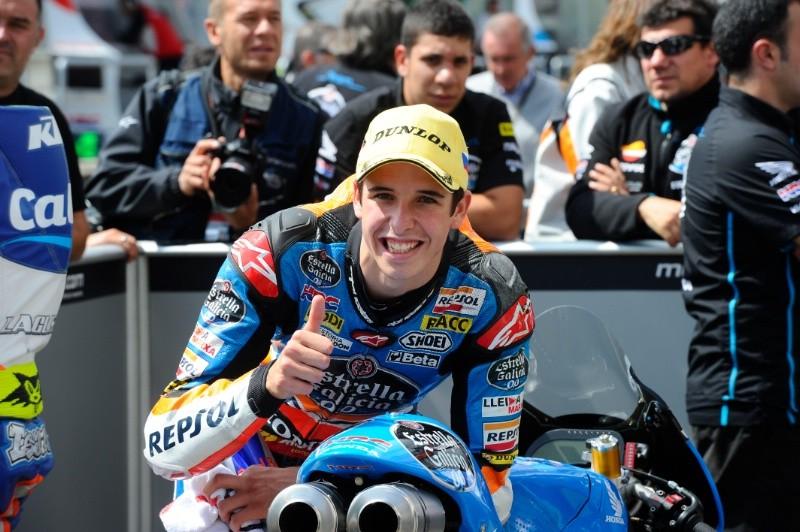 Алекс Маркес подписал 2-летний контракт с командой Marc VDS Racing