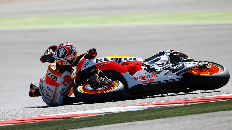 MotoGP Гран-При Сан-Марино 2014: Марк Маркес