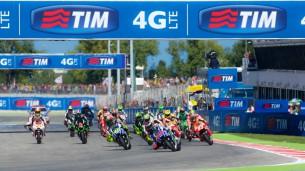Гонка MotoGP Гран-При Сан-Марино 2014