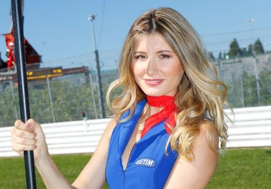 MotoGP Гран-При Сан-Марино 2014: Девушки паддока