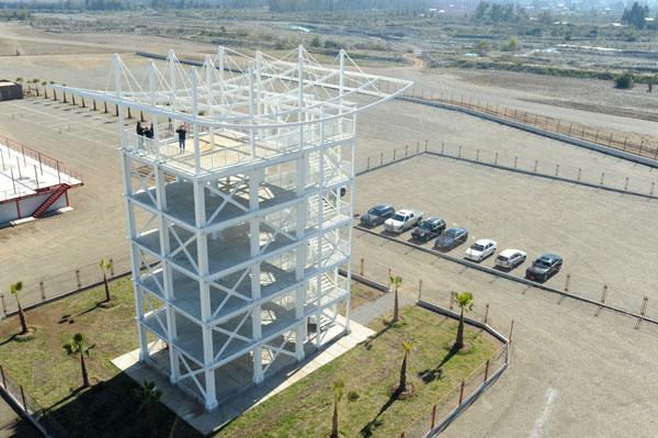 Новый автодром Codegua в Чили