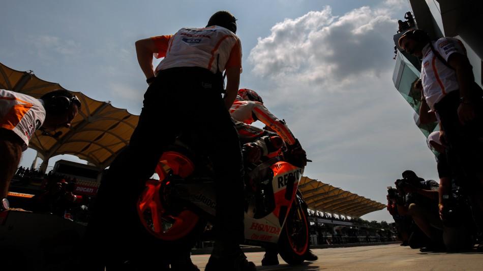Квалификация MotoGP Гран-При Малайзии 2014