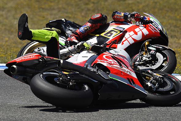MotoGP Гран-При Японии 2014: Падения