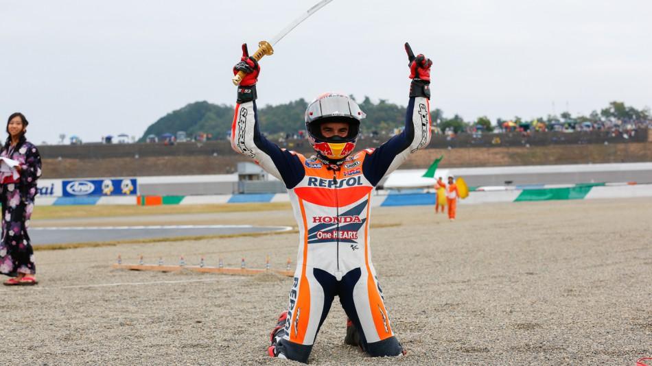 Марк Маркес - Чемпион мира MotoGP 2014