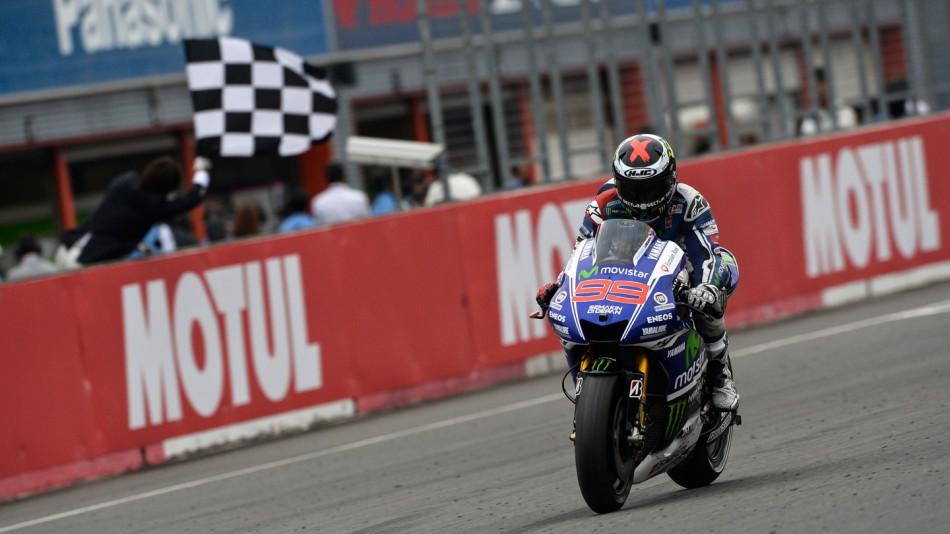 Хорхе Лоренсо, Movistar Yamaha MotoGP, 2014