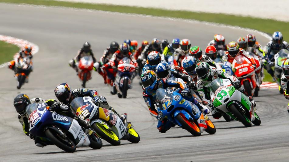 Гонка Moto3  Гран-При Малайзии2014