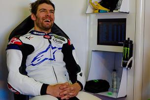 Кэл Кратчлоу, LCR Honda MotoGP, 2015