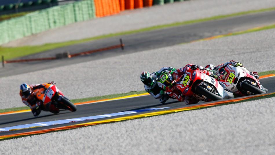 MotoGP Гран-При Валенсии 2014