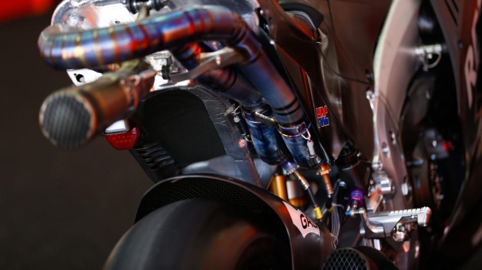 Repsol Honda Team, MotoGP 2015
