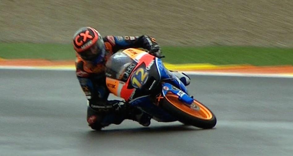 Алекс Маркес 2012 Moto3