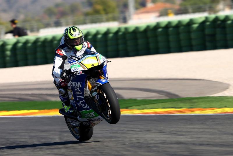 Кэл Крачлоу совершил свои первые круги на Honda RC213V