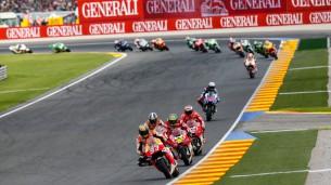 Гонка MotoGP Гран-При Валенсии 2014