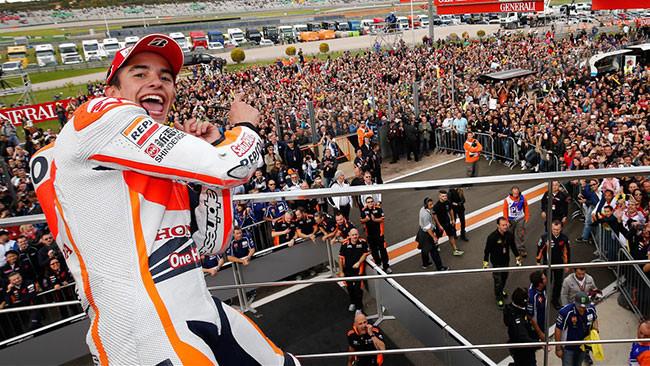 Марк Маркес, Repsol Honda Team, MotoGP