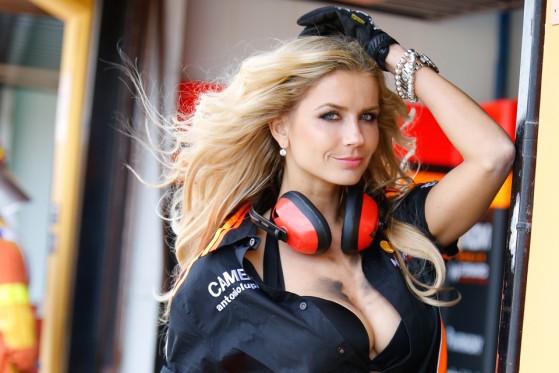 MotoGP Гран-При Валенсии 2014: Девушки паддока