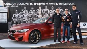 Марк Маркес, BMW M Award
