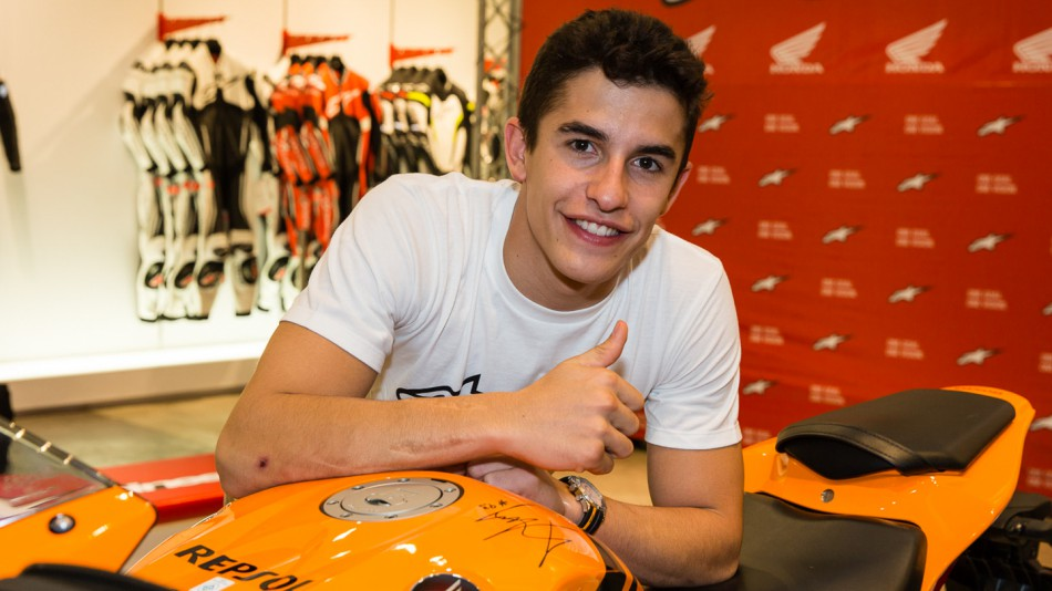 Марк Маркес, Repsol Honda MotoGP