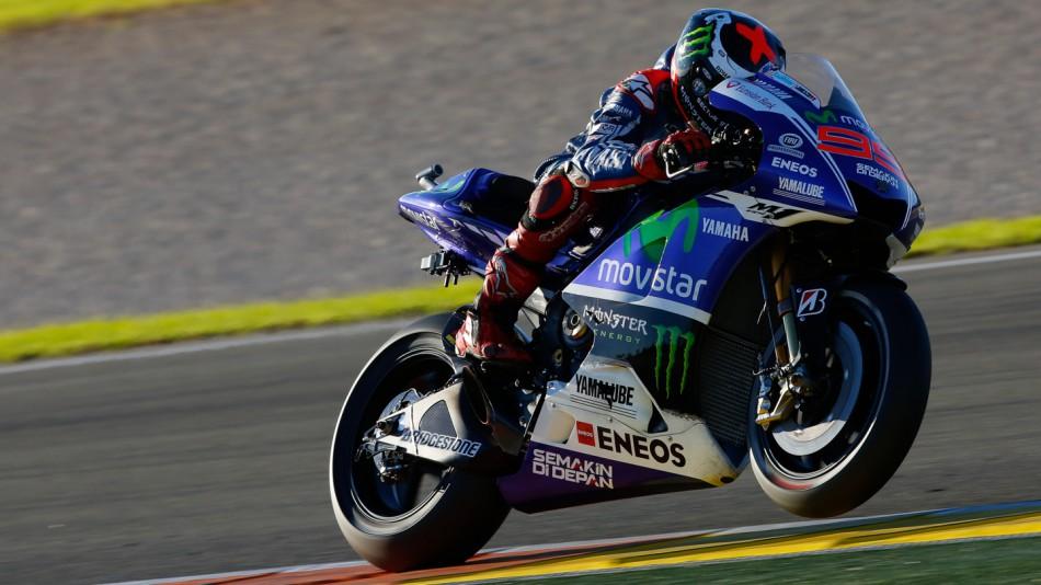 Хорхе Лоренцо, MotoGP 2015